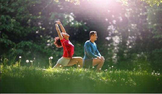 Čtyři cesty k sobě - yoga