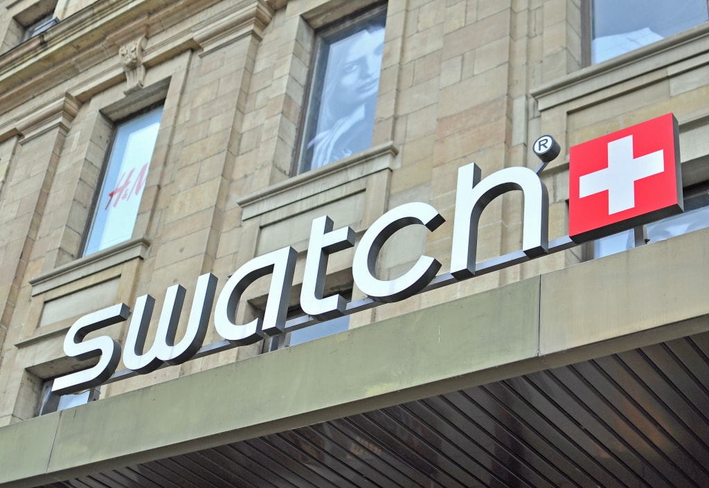 Pigcasso vytvořila kolekci hodinek pro Swatch