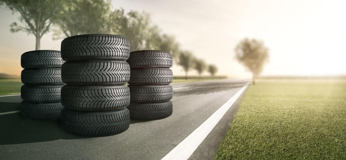 Nábytek ze starých pneumatik