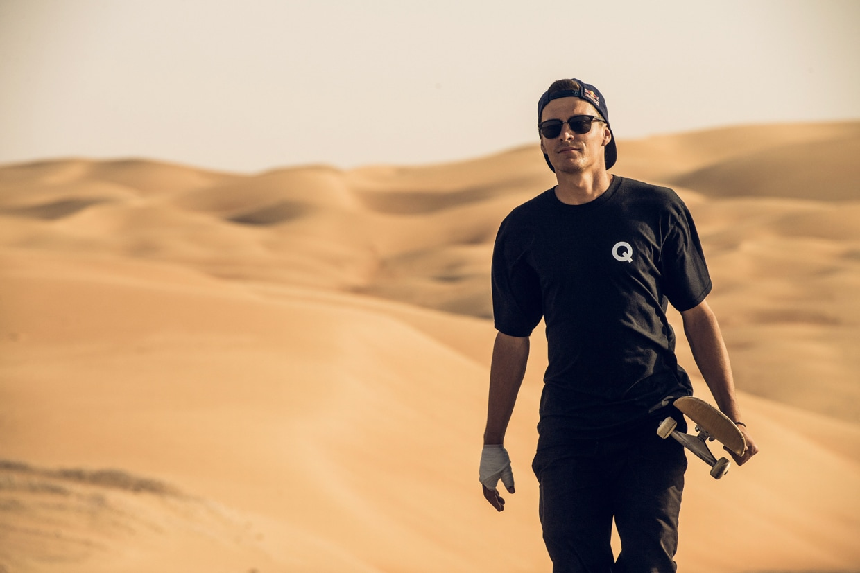 Maxim Habanec v Dubaji
