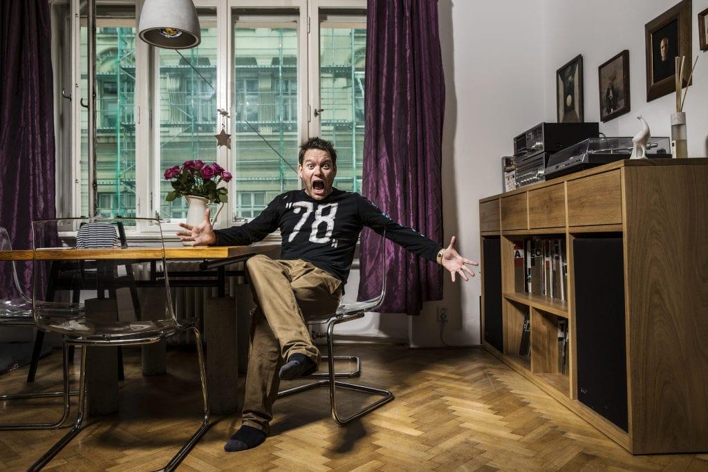 Matěj Dereck Hard: Dneska už samotná fotka nikoho nezajímá