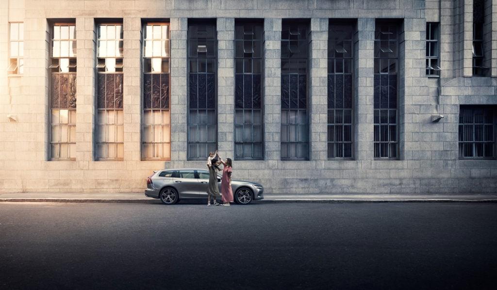 Rodičovská Volvo Cars