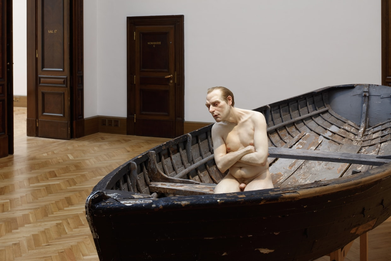 Pohled do výstavy A COOL BREEZE (c) Galerie Rudolfinum.